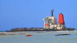 Mauritius vraagt 28 miljoen euro aan Japan na olieramp door Japanse tanker