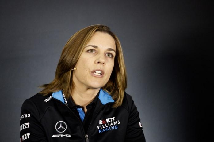 Claire Williams verlaat als laatste familielid F1-team dat haar vader Frank oprichtte