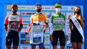 Narvaez viert, maar Bagioli (Deceuninck - Quick-Step) blijft aan de leiding Settimana Coppi e Bartali