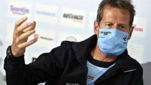 """Wielerbond stuurt bondscoach Rik Verbrugghe naar huis omdat hij EK-bubbel verliet: """"Dit is hallucinant, mijn test was negatief"""""""