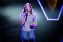 """Femke uit Zutendaal naar halve finale 'The voice kids': """"Lang geoefend op hoge noten"""""""