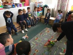 Klimaatschool kiest voor nieuwe aanpak bij kleuters