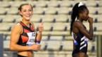 Rani Rosius sprint naar zege op 100m op Memorial Van Damme