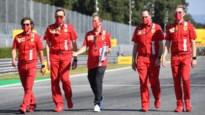 Nu al afscheid in mineur voor Vettel