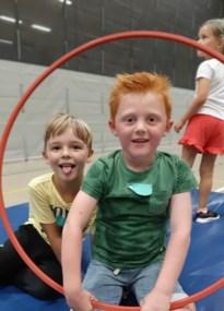 Zomeractiviteiten goed voor 150 bewegende kids