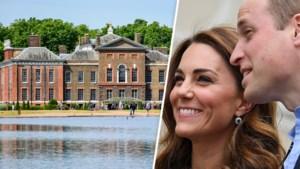 Afgrijzen aan Kensington Palace: mysterieus lijk uit meer voor paleis van William en Kate gevist