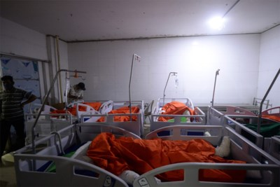 Meer dan 200 gewonden in Iran bij explosie van gasfles