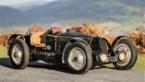 Bugatti van koning Leopold III geveild voor recordbedrag