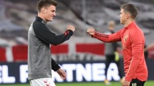 Ook Maehle pakt eerste minuten bij Denemarken