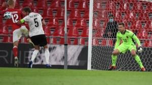 """Mingolet viert 100ste selectie met clean sheet: """"Met dank aan ploegmaats"""""""