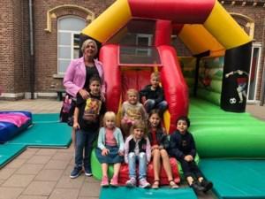 Feestelijke eerste schooldag in SBS Het Lieve Hesebeestje