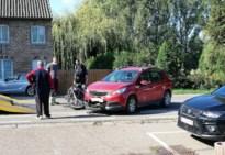 Motorrijder en automobilist botsen op Luikersteenweg in Tongeren