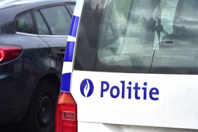 Auto beschadigd in Hamont