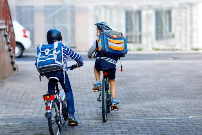 Zes op de tien middelbare scholieren kiezen door corona voor de fiets