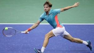 """David Goffin vindt uitsluiting van Novak Djokovic op US Open """"logisch"""": """"Het was belachelijk van hem"""""""