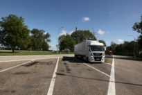 Stijging aantal transmigranten op de snelwegparking in Landen