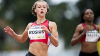 Sprintkoningin Rani Rosius wint voor de tweede keer op drie dagen