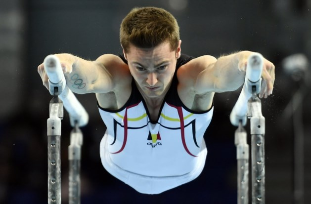 Olympiër Jimmy Verbaeys stopt met turnen, net als Daan Kenis en Jonathan Vrolix