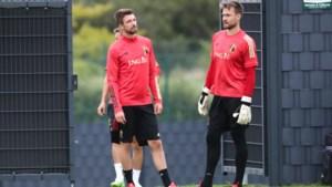 Mechele test positief, Club Brugge boos