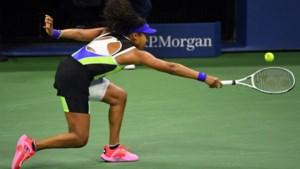 Osaka voegt zich overtuigend bij laatste vier op US Open