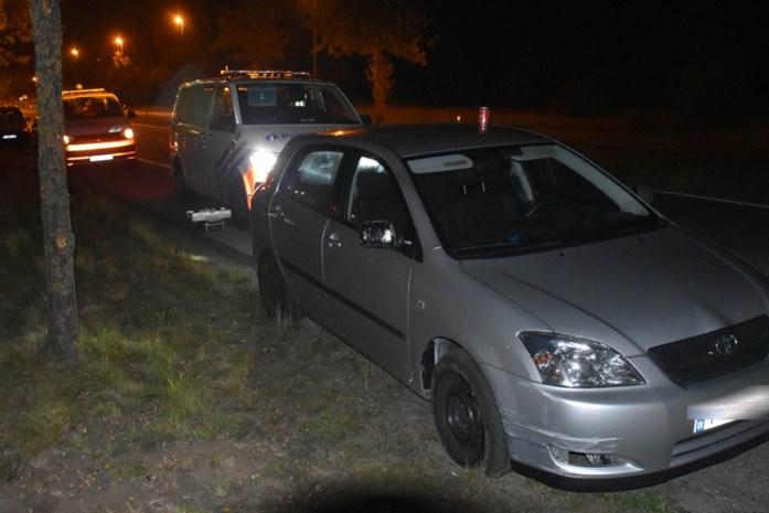 Twee arrestaties na achtervolging vanuit Peer: marihuana en cocaïne in auto gevonden