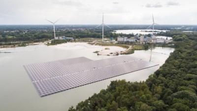 Maasmechelen krijgt volgend jaar drijvend zonnepark