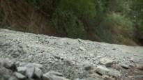 Rel in Hoeselt na verharding bekende holle wegen