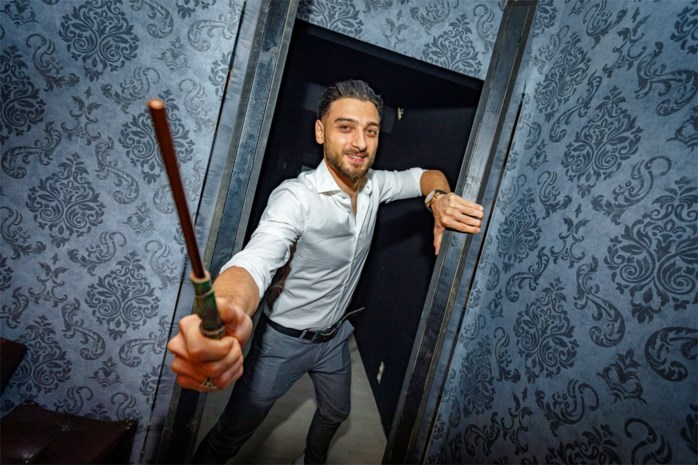 "Maasmechelse vrienden openen Harry Potter escape room: ""Ons concept is uniek"""