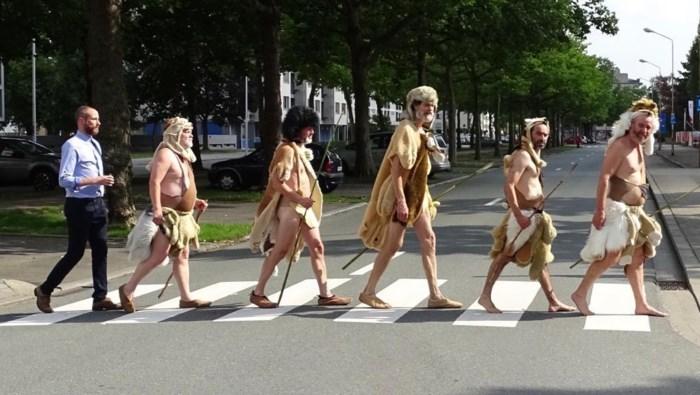 Kruip in de huid van de Homo sapiens tijdens deze theaterwandeling in Bilzen