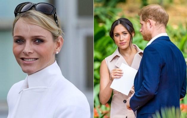 ROYALS. Prinses Charlène krijgt ervan langs en de strenge regels van Harry en Meghan