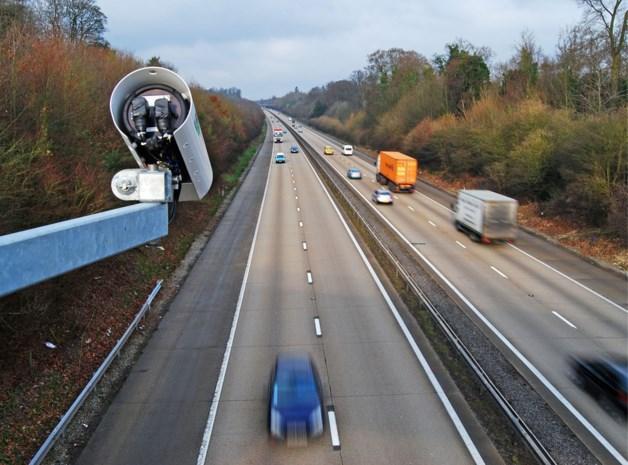 Camera's gaan bellende chauffeurs klissen
