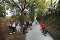 Fietspad van holle wegen plots verhard, omwonenden in alle staten