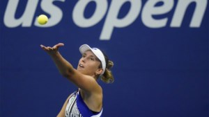 """Elise Mertens krijgt bolwassing van Victoria Azarenka op US Open: """"Wat ik ook probeerde, het lukte niet"""""""