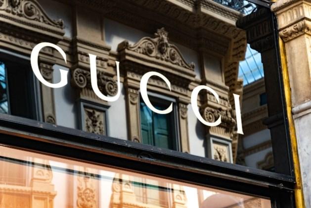 Maak een virtuele tour in de meest exclusieve boetiek van Gucci