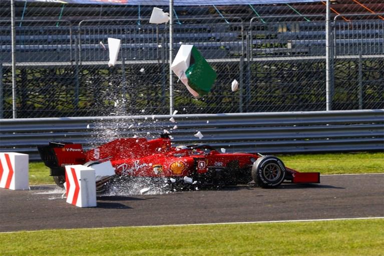 Sebastian Vettel ruilt zijn Ferrari vanaf volgend F1-seizoen in voor een Aston Martin