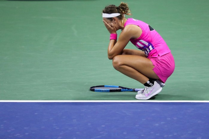 Azarenka klopt ook Serena Williams en speelt finale US Open tegen Osaka