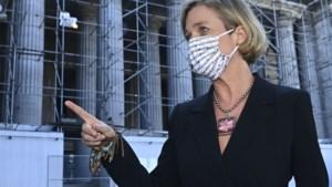 Delphine Boël wil 'prinses van België' genoemd worden