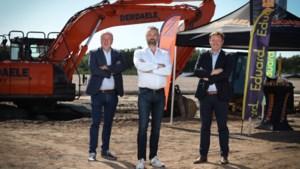 Eduards bouwt nieuwe fabriek op Kristalpark III
