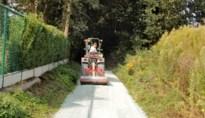 Gevaarlijke verharding Oude Tramweg na drie dagen aangepast