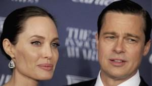 Angelina Jolie en Brad Pitt opnieuw op voet van oorlog over voogdij