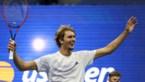 Alexander Zverev neemt het op tegen Dominic Thiem in de finale van de US Open