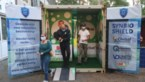Zo gingen Lommel-fans stadion binnen: door de probiotische tunnel
