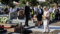 Honderden mensen betuigen laatste eer aan zangeres Annie Cordy