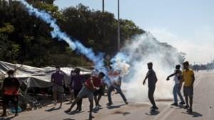 35 spoorloze coronabesmettingen: explosieve situatie nabij Grieks vluchtelingenkamp Moria