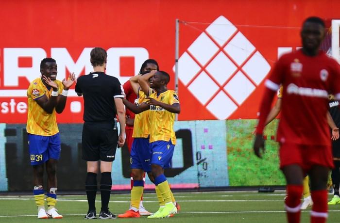 Dit zijn onze spelersbeoordelingen na de nederlaag van STVV tegen Antwerp