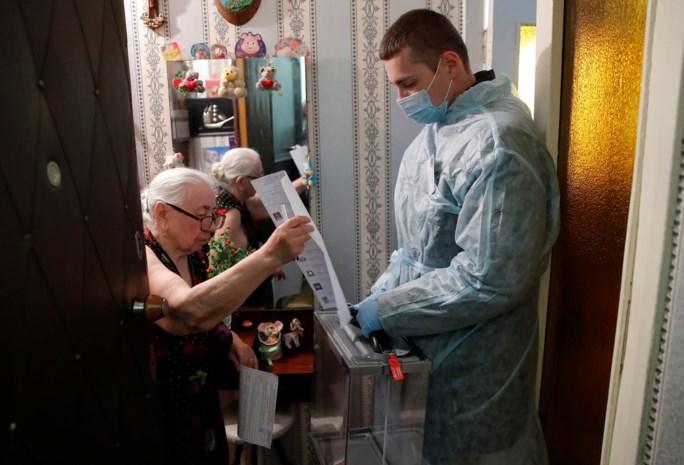 Waarnemers zien onregelmatigheden bij lokale verkiezingen in Rusland