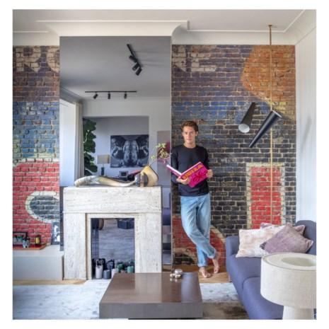 Binnenkijken in het appartement van topmodel Cesar Casier