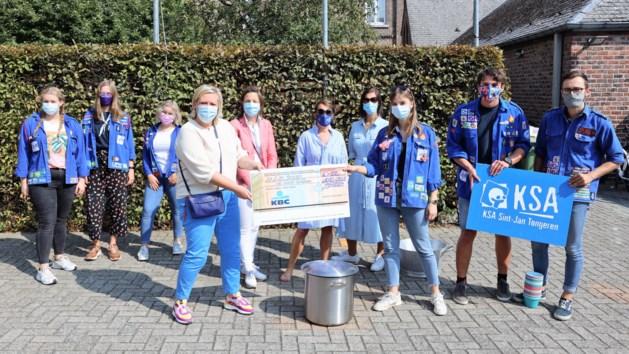 Ladies Circle Tongeren schenkt 1.500 euro aan KSA Sint-Jan