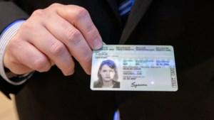 Eind dit jaar starten alle gemeenten met vingerafdruk op identiteitskaart