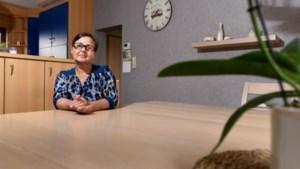 Sabine koopt tafel en stoelen in Maasmechelse meubelzaak, maar plots is uitbater foetsie